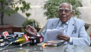 Everything you need to know about Ram Jethmalani | Check