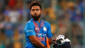Rishabh Pant says aiming for fresh start with South Africa series