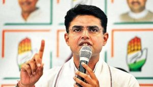 R'than people liking Cong govt, working in mission mode: Sachin Pilot