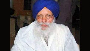 Former MP Sukhdev Singh Libra passes away at 87