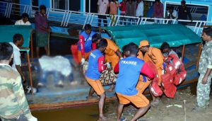 Toll in Andhra Pradesh tourist boat mishap rises to 19