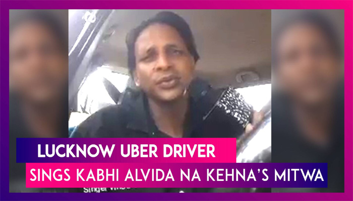 After Ranu Mondal this Uber driver is winning hearts of netizens