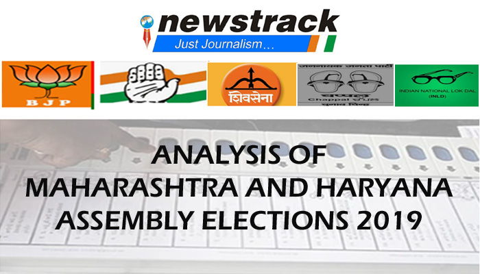 Newstracks analysis of upcoming assembly elections 2019