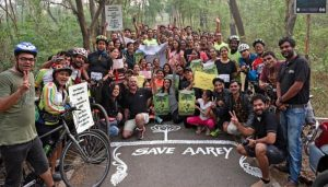 Mumbai: Nirupam, Deora decry felling of trees at Aarey