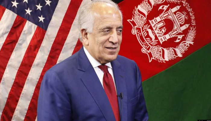 US meets China, Russia and Pakistan to talk Afghan peace