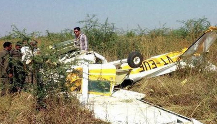 Mumbai: Cessna aircraft crash in Shirpur, DGCA to probe