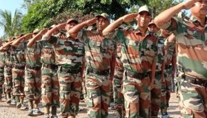 Northern Army commander leads troops to celeb 73rd Infantry Day in JK