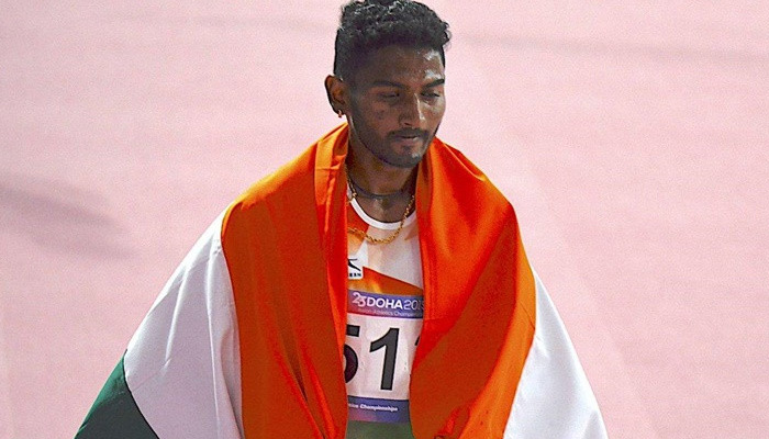Avinash qualifies for Olympics after smashing 3,000m steeplechase