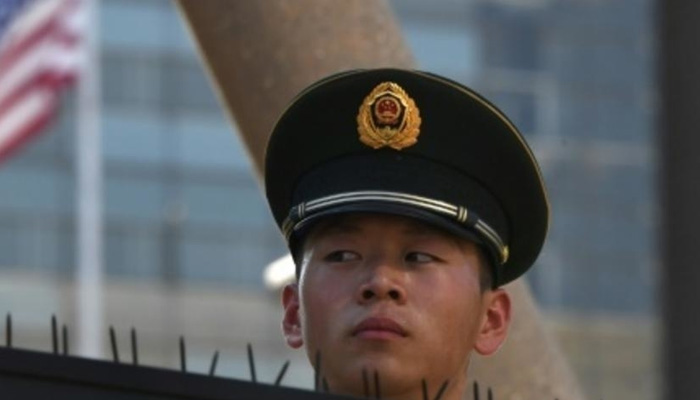 Beijing: Two American teachers detained in east China