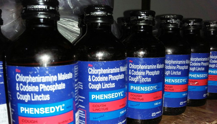 Saudi-bound Indian held at IGI with 81 bottles of banned cough syrup