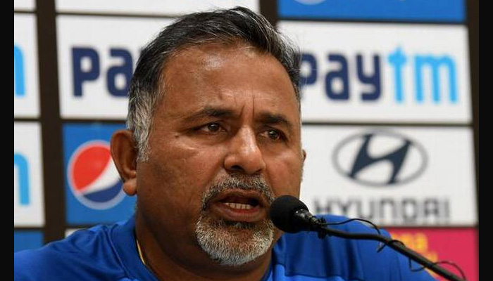 We dont ask for kind of tracks we get: Bowling coach Arun