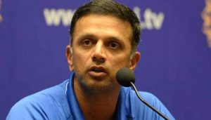 Dravid supervises training of aspiring cricketers from 16 countries