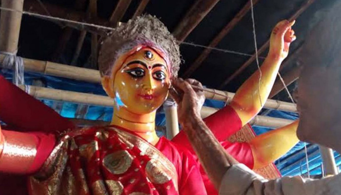 The Durga puja celebrations begin in Cuttack- Know more