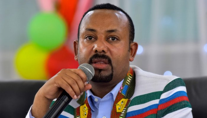 Ethiopia proud as a nation of Abiy Nobel win: PMs office