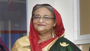 Narendra Modi holds talks with B'desh PM Sheikh Hasina