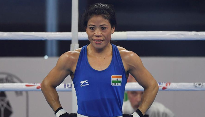 Mary Kom signs off with bronze in World Championships
