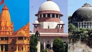 Ram Mandir-Babri Masjid: What will the court decide today?