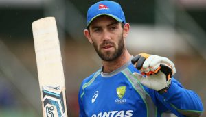 Maxwell takes break from cricket due to mental health issues
