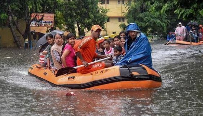 Bihar: NDRF teams, IAF choppers deployed for rescue, relief works