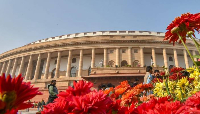 Winter Session of Parliament from November 18 to December 13
