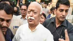 We've been targeted since last 90 years: RSS Chief Bhagwat