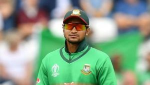 Shakib stepped down from World Cricket Committee of MCC