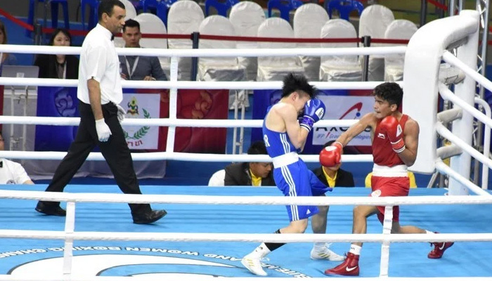 Shiva Thapa, six others enter semifinals of Olympic Test event for boxing