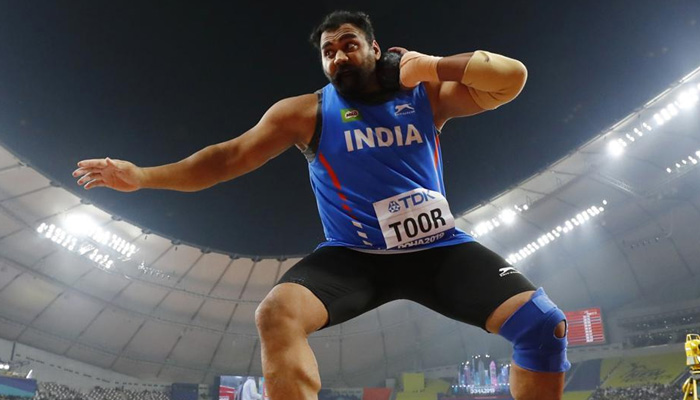 Shot putter Tejinder Toor fails to qualify for final round in World Cships