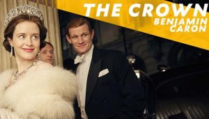 Working on 'The Crown' like creating a painting: co-director Benjamin