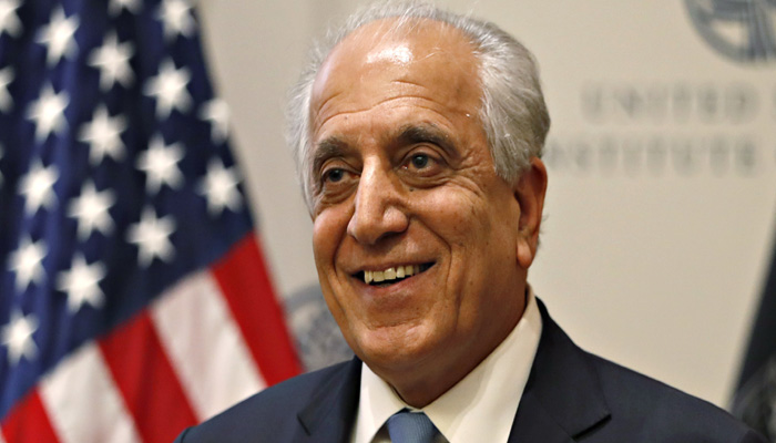 Taliban meet US peace envoy for first time since dead deal