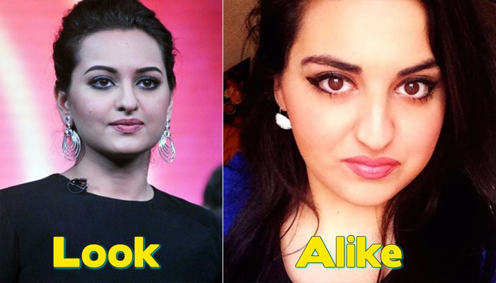 These 6 similar look-alike are as famous as the real celebrities