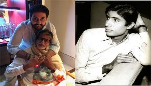 Abhishek Bachchan celebrates 50 years of Big B's Saat Hindustani: Blessed to witness greatness