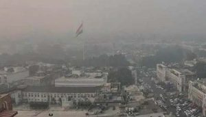 "Delhi's Air Quality in ""very poor"" category on Wednesday"