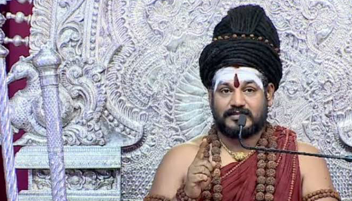 Godman Nithyananda Booked, Two Women Disciples Arrested