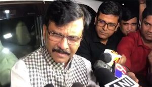 Ajit Pawar blackmailed into joining hands with BJP: Sanjay Raut