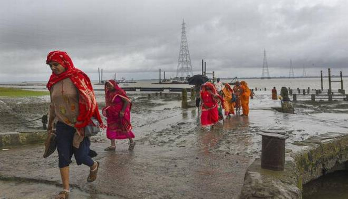 Cyclone Bulbul makes landfall, two deaths reported