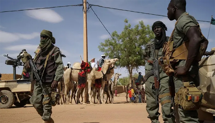 Indelimane: Attack on Mali military post kills 53 soldiers