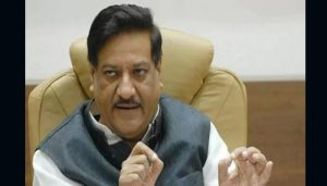 Talks for govt formation at preliminary stage: Chavan