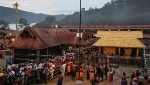 Sabarimala temple to open this evening