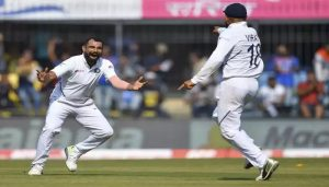 Fiery pacers engineer another innings win for India