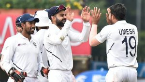 Indore test: India reduce Bangladesh to 63/3 at lunch