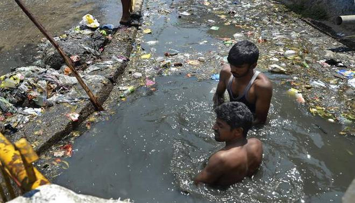 Manual scavenging continues in India due to weak laws: Study