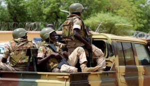 IS claims responsibility for deadly Mali attacks on 50 soldiers