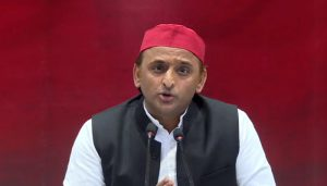 Akhilesh targets BJP over Moody's cutting India's credit rating outlook