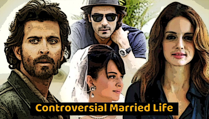 Most controversial marriages in Bollywood | Check list