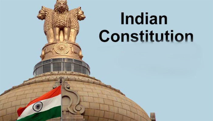Constitution: First amended for welfare of SC, STs; latest for quota for EWS