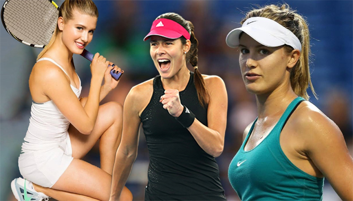 Most beautiful tennis players in the world | Check list