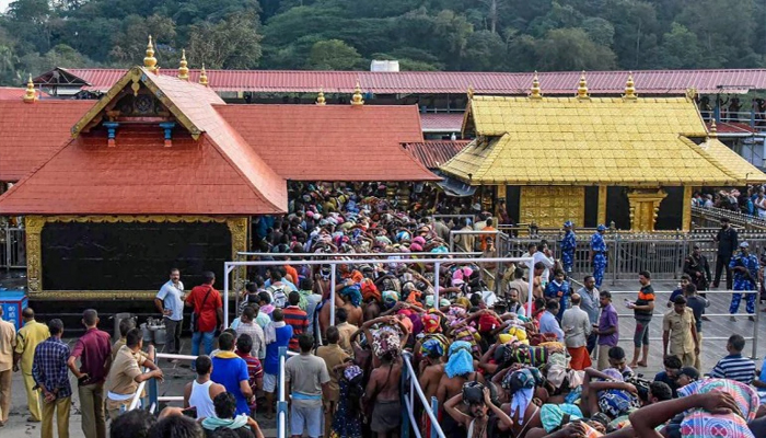 Ker HC judge gives thums up to facilities for devotees in Sabarimala: TDB