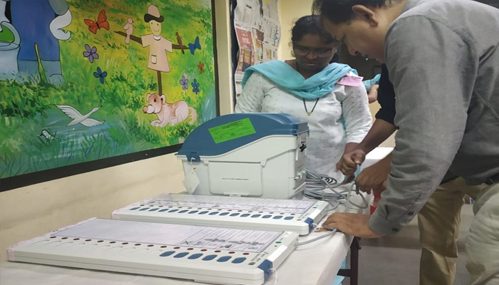 Ukhand: Counting for Pithorogarh by-poll begins