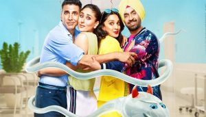 Akshay Kumar, Kareena Kapoor's New Good Newwz Poster Unveiled Ahead of Trailer Release